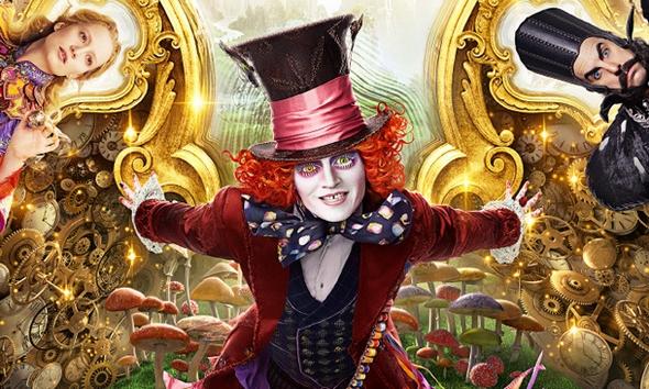 Alicja po drugiej stronie lustra cover