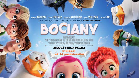 Bociany cover