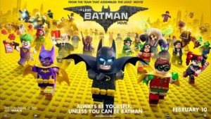 Lego Batman. Film