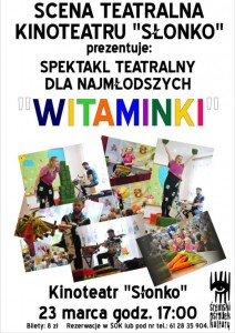 Witaminki cover