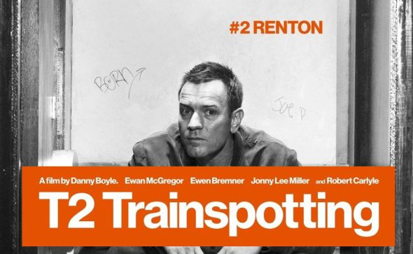 T2 Trainspotting cover