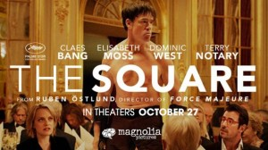 The Square cover