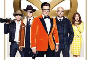 Kingsman. Zloty krag cover