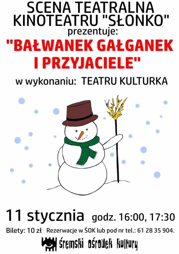 Balwanek Galganek cover