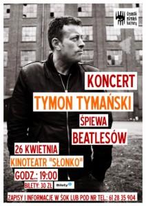Tymon Tymański cover