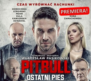 Pitbull. Ostatni pies cover