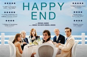 Happy End cover