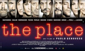 The Place cover