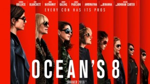 Oceans 8 cover
