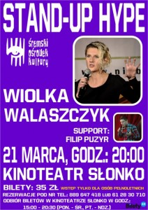 2019 Stand-up marzec