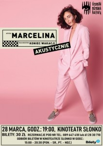 Marcelina cover