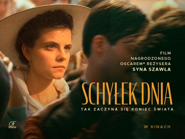 Schylek dnia cover