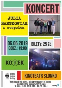 Korek i Julia Bartkowiak cover