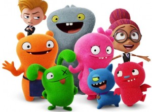Paskudy. UglyDolls cover