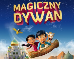 Magiczny dywan cover
